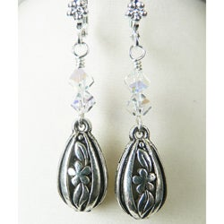 'Fatima' Teardrop Earrings