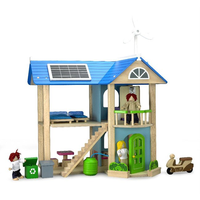 Wonderworld Toys Eco House