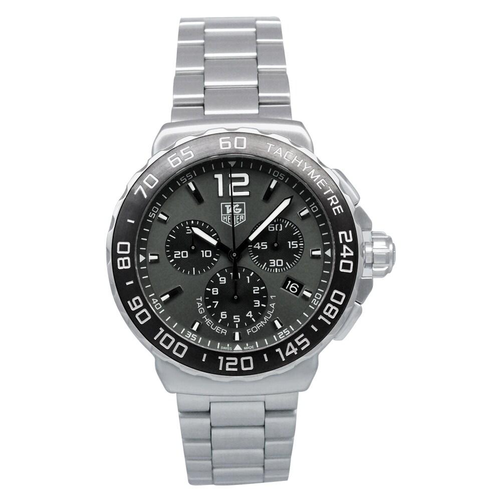 Tag Heuer Men's CAU1115.BA0858 Formula 1 Stainless Steel Watch
