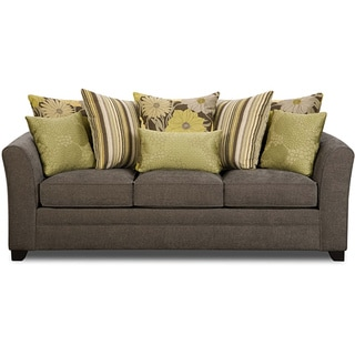 Beautyrest Avignon Charcoal Sofa