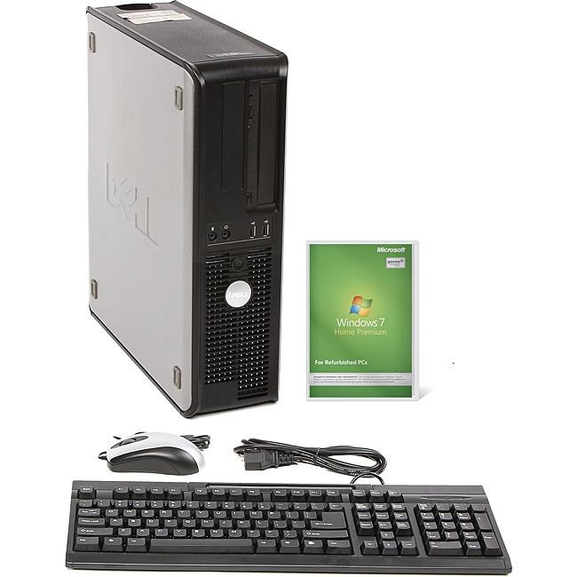 Dell OptiPlex 745 2.2GHz 80GB DT Computer (Refurbished)