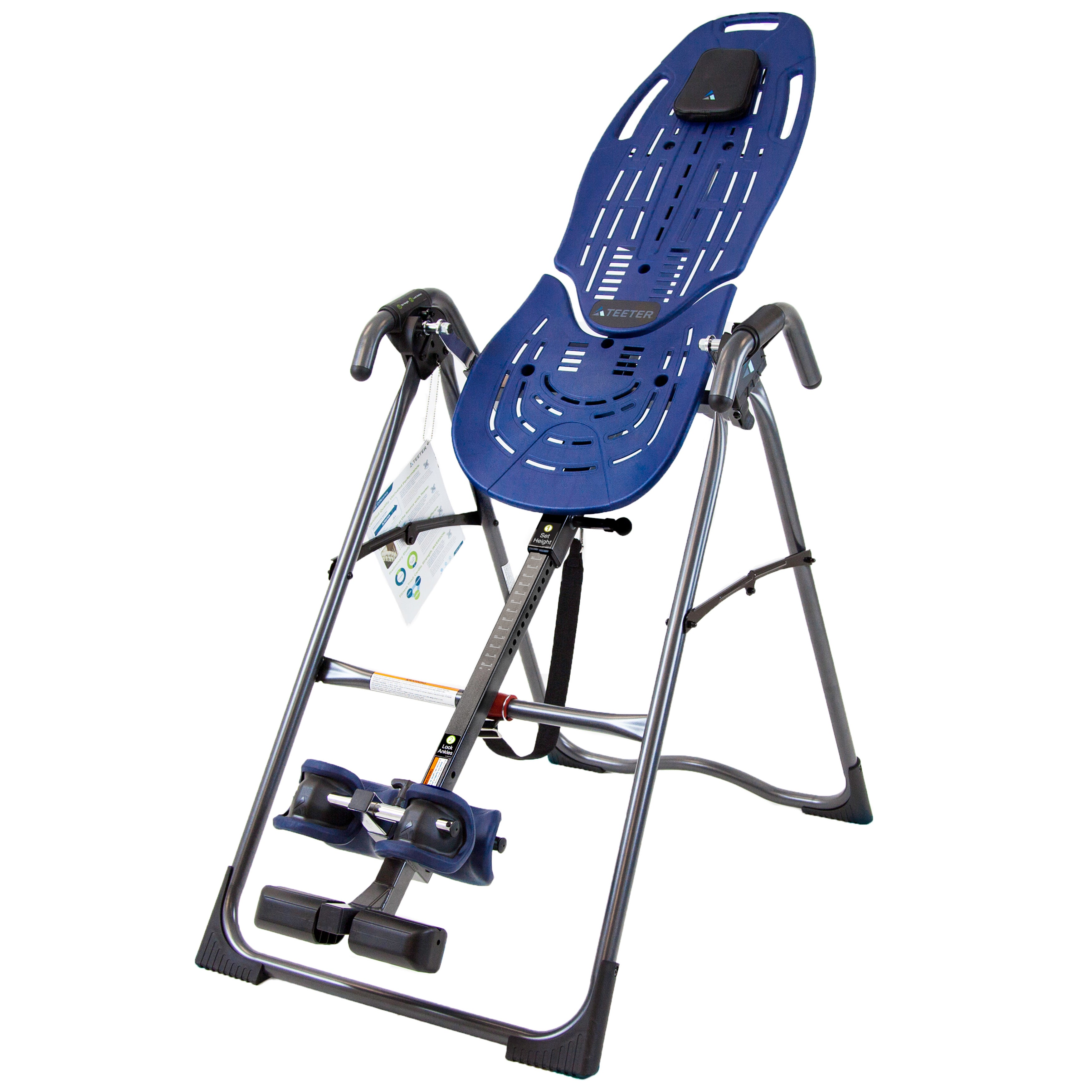 Teeter hang Ups EP-560 Inversion Table with Back Pain Rel...