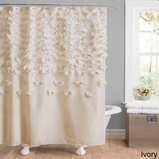 Lush Decor Lucia Shower Curtain