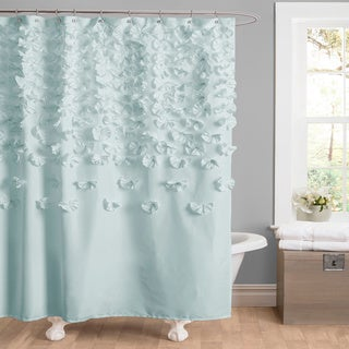 The Gray Barn Dogwood Shower Curtain (3 options available)