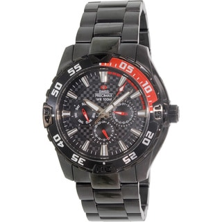 Swiss Precimax Men's Formula 7 XT Stainless Steel Watch