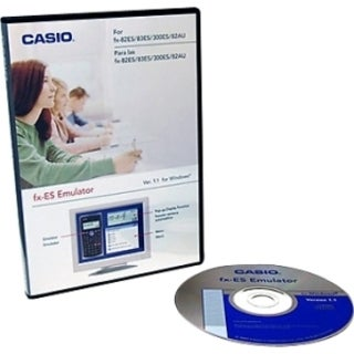 Casio fx-ES Emulator - Complete Product - 1 License