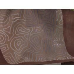 Linea Collection Organdy Placemat/ Napkin Set