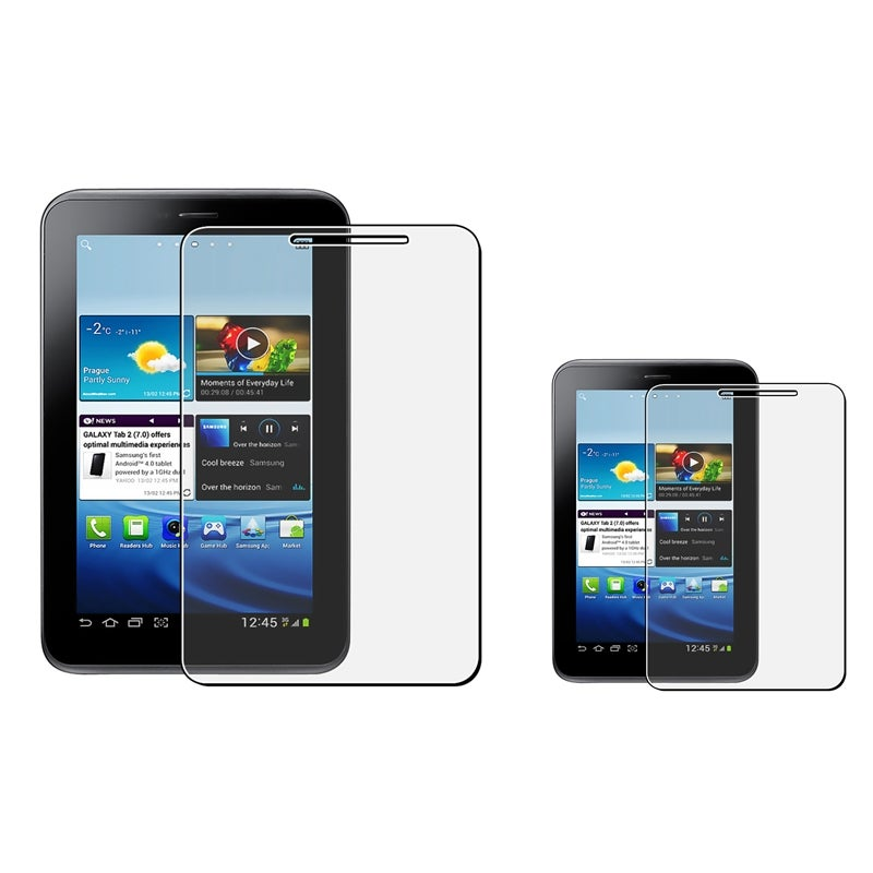 INSTEN Anti-glare Screen Protector for Samsung Galaxy Tab 2 7.0/ P3100/ P3110 (Pack of 2)
