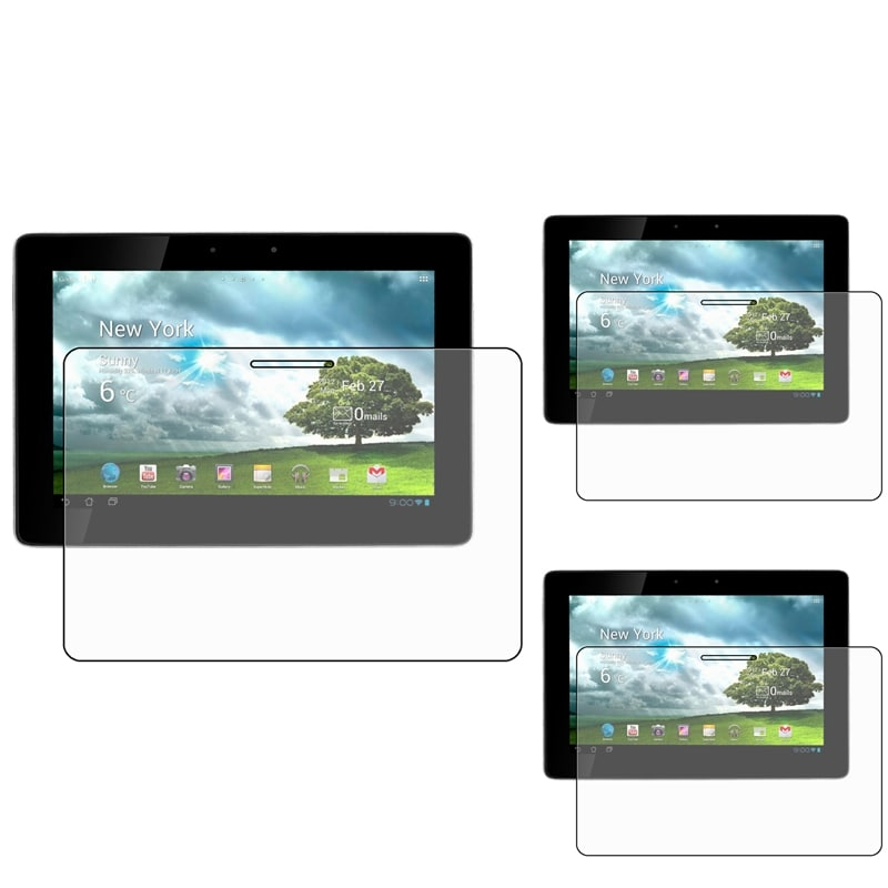 INSTEN Anti-glare Screen Protector for Asus Transformer TF300T (Pack of 3)