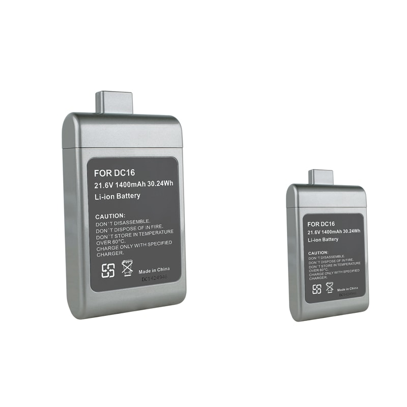 INSTEN Compatible Li-ion Battery for Dyson DC16 (Pack of 2)