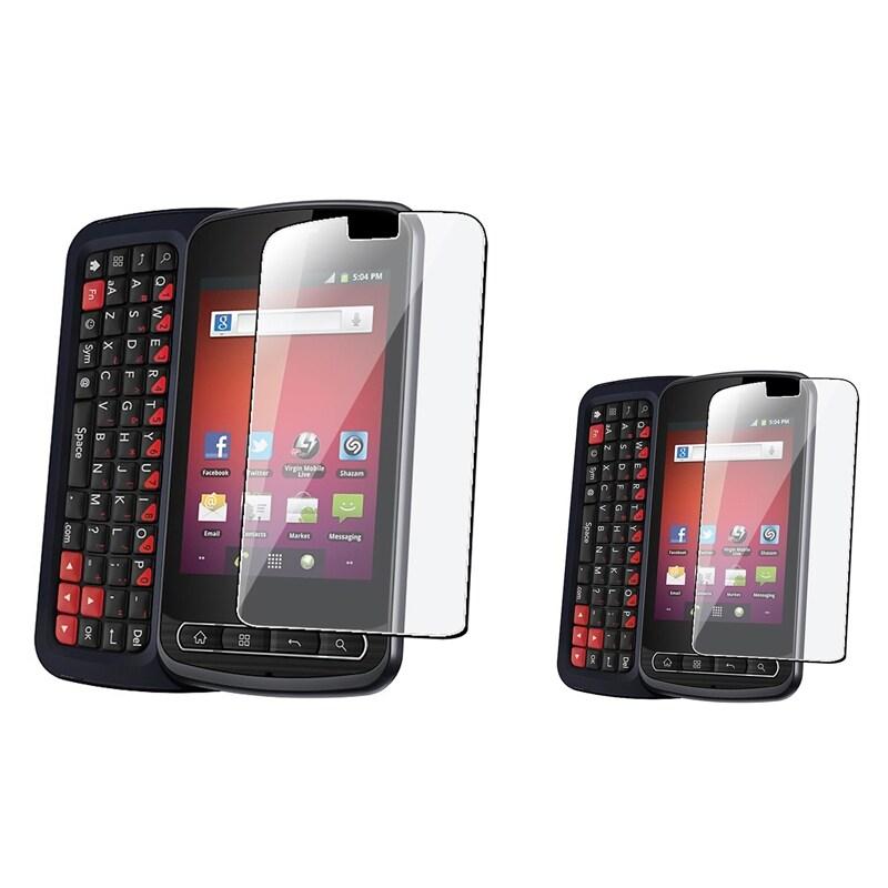 Screen Protector for LG Optimus Slider LS700 (Pack of 2)