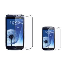 INSTEN Clear Screen Protector for Samsung Galaxy S III i9300 (Pack of 2)