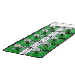INSTEN AG3 1.5-volt Alkaline Button-cell Battery (Pack of 10) - Thumbnail 1