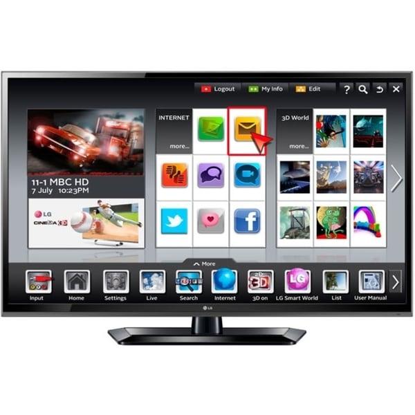 "LG 47LS579C 47"" 1080p LED-LCD TV - 16:9 - HDTV 1080p - 120 Hz"