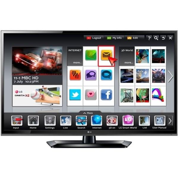 "LG LS579C 60LS579C 60"" 1080p LED-LCD TV - 16:9 - HDTV - 120 Hz"
