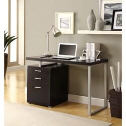 Hollow-core Right/ Left-facing Cappuccino 48-inch Desk