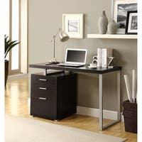 Hollow-core Right/ Left-facing Cappuccino 48-inch Desk