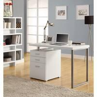 Oliver & James Joffe Right or Left-facing White Desk