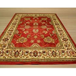 EORC Red Pat 1750RD Rug (7'10 x 10'6) - Thumbnail 2