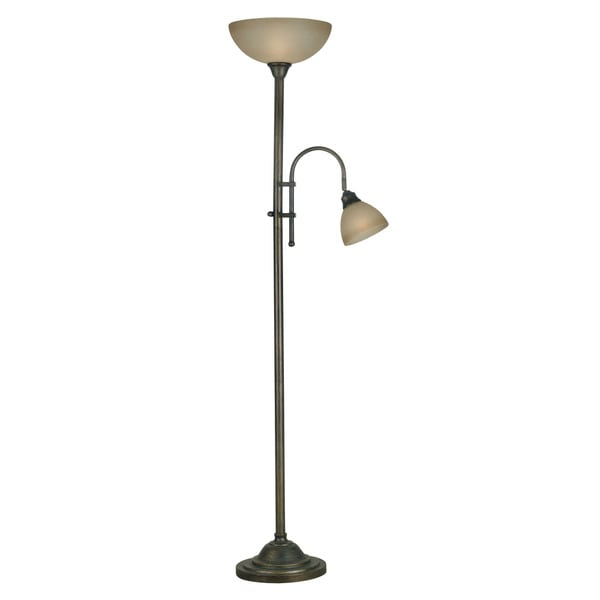 Copper Grove Kinver 72-inch Torchiere