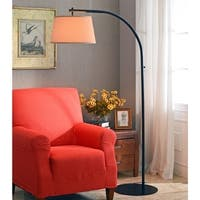 Design Craft Hackett Oil-rubbed Bronze Metal 69-inch Floor Lamp