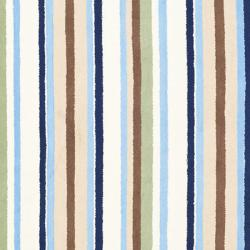 Safavieh Handmade Children's Stripes Cotton Rug (5' x 8')