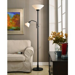 The Gray Barn Red Sky Oil Rubbed Bronze 2-light Tochiere