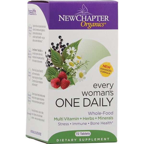 New Chapter Every Woman's One Daily (72 Count)