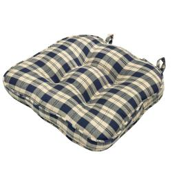 Boxed Chair Cushions (Set of 2) - Thumbnail 2