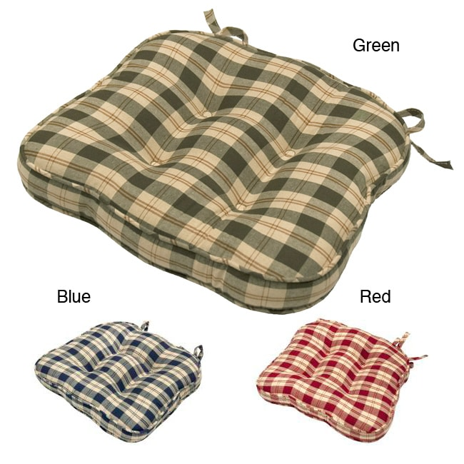 Boxed Chair Cushions (Set of 2) - Thumbnail 0