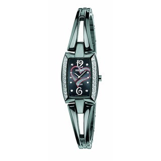 Seiko Women's SUP089 'Tressia' Stainless Steel Solar Powered Quartz Watch