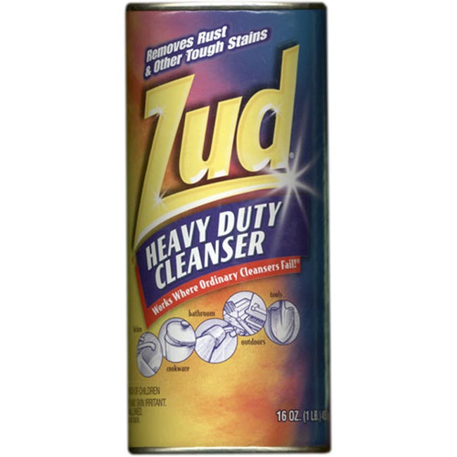 Zud Heavy Duty 16 Ounce Cleanser Powder Free Shipping On