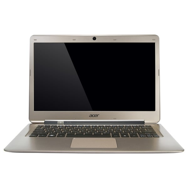 "Acer Aspire S3-391-323a4G52add 13.3"" LCD Ultrabook - Intel Core i3 (2"