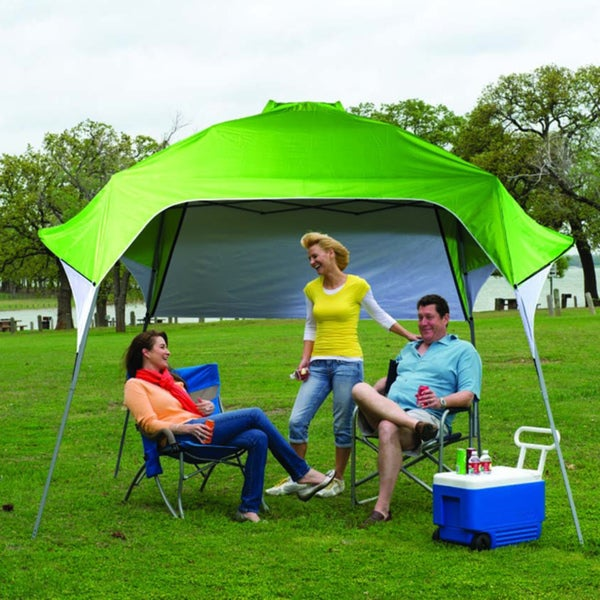 Fast Set Wing Canopy with Adjustable Rear Wall (8' x 8')