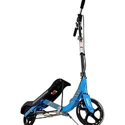 Rockboard Blue Scooter