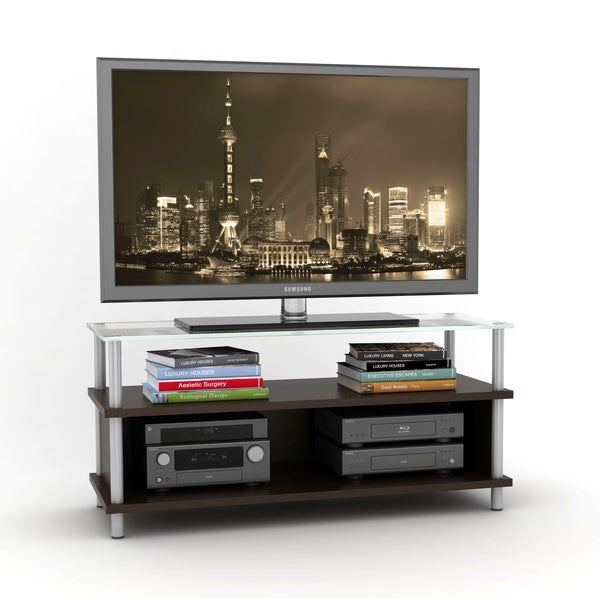 DarLiving Myst 2 in 1 TV Stand In Espresso