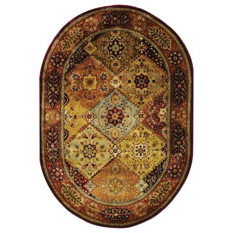 Safavieh Handmade Persian Legend Luanna Traditional Oriental Wool Rug