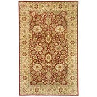 Safavieh Handmade Persian Legend Rust/ Ivory Wool Rug - 6' x 9'