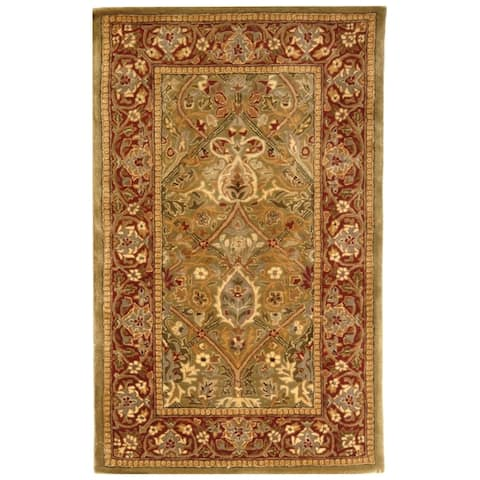 Safavieh Handmade Persian Legend Elinora Traditional Oriental Wool Rug
