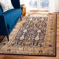 Safavieh Handmade Persian Legend Blue/Gold Wool Area Rug - 5' x 8'