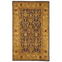 Safavieh Handmade Persian Legend Blue/Gold Wool Area Rug (6' x 9')