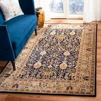 Safavieh Handmade Persian Legend Blue/Gold Wool Area Rug - 6' x 9'