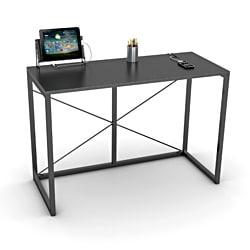Atlantic Black Tech Desk