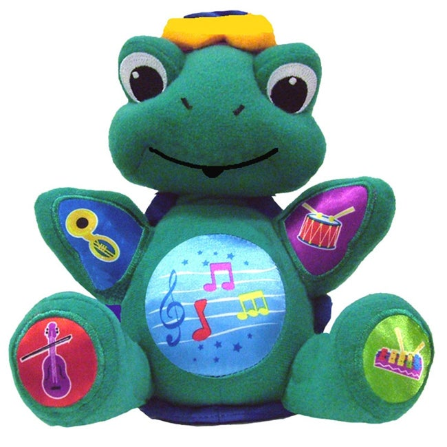 Baby Einstein Neptune Turtle Press And Play Pal Free