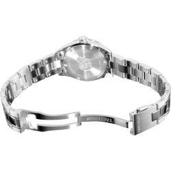 Tag Heuer Men's WAP1111.BA0831 '2000 Aquaracer' Silver Dial Stainless Steel Watch - Thumbnail 1