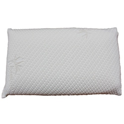 Plush Ventilated Visco Queen-size Memory Foam Pillow - Thumbnail 0