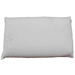 Plush Ventilated Visco Queen-size Memory Foam Pillow