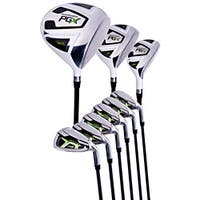Pinemeadow PGX Men's 9-piece Combo Golf Set