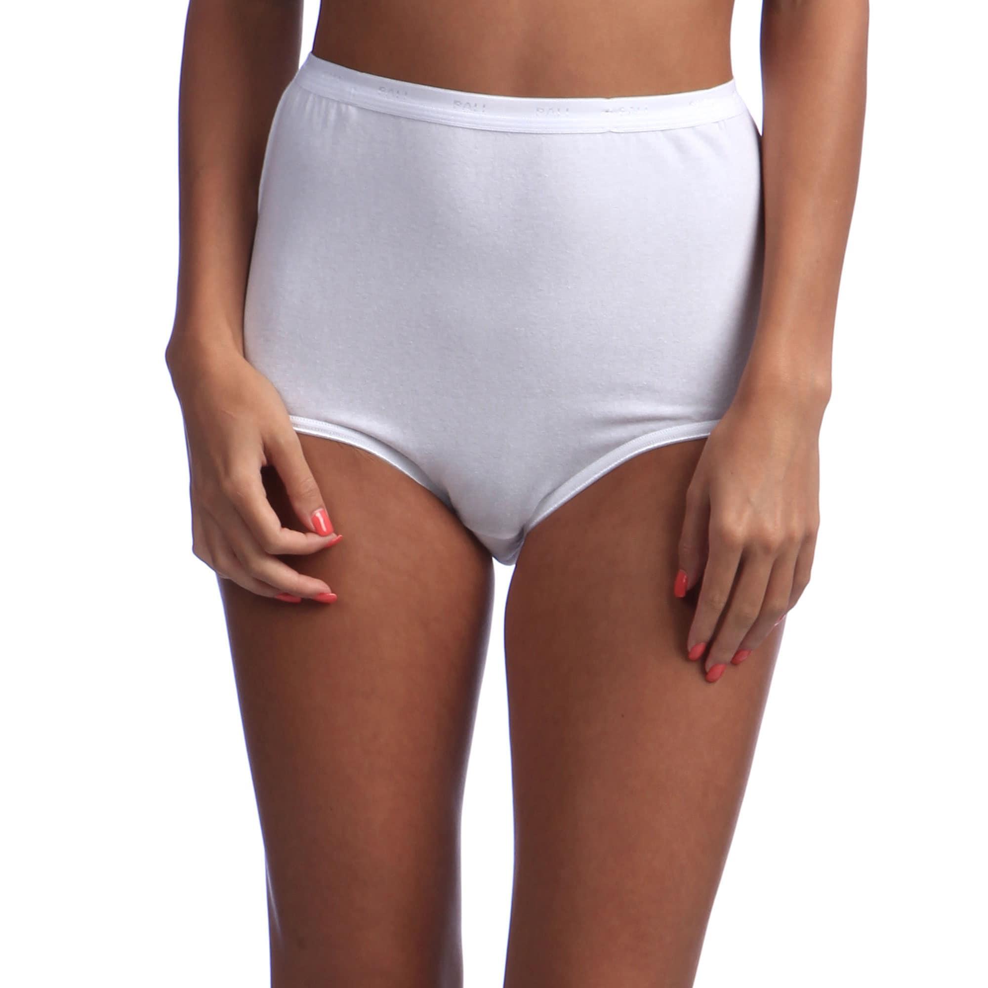 Full Cut Briefs Panties