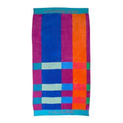 Alexander Julian Block Stripe Beach Towel (Set of 2) - Thumbnail 2